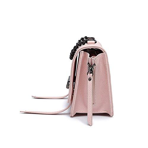 Cross Body Petite Sac Embrayage Classique Soirée De Pink Main Femmes Chaîne Créative à à Sac Bandoulière Sac Mini 90327 OcS0q8wH8n