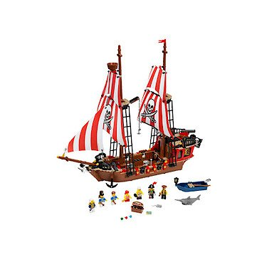 LEGO Pirates The Brick Bounty Pirate Ship 70413