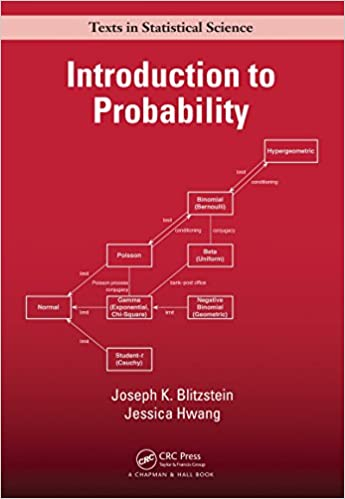 Introduction to Probability (Chapman & Hall/CRC Texts in