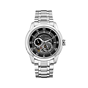 Bulova Men's Stainless Steel Self-Winding Mechanical Watch