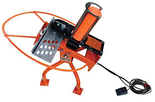Do-All Outdoors Fowl Play Automatic Clay Pigeon Skeet Thrower Trap, 25 Clay Capacity
