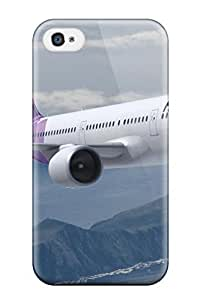 New Arrival Iphone 4/4s Case Airplane Case Cover