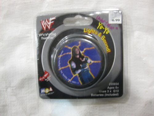 WWF Undertaker Yoyo with Lights and Sound by Yo-Yo2015