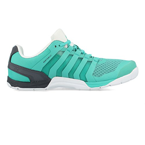 buy popular 26e68 fd23a Inov-8 Women s F-Lite 235 V2 Ultimate Training Shoe - Teal White
