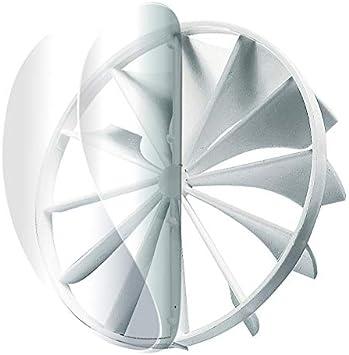 Válvula antirretorno de 150 mm de diámetro, válvula antirretorno, válvula de ventilación, diámetro 150 mm: Amazon.es: Bricolaje y herramientas
