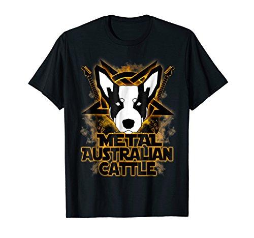 Metal Australian Cattle Rock n Roll Halloween (Coolest Halloween Costume Ideas)