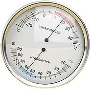 Dispositivo Profissional de Medição de Termômetro Higrômetro de Precisão E Durabilidade