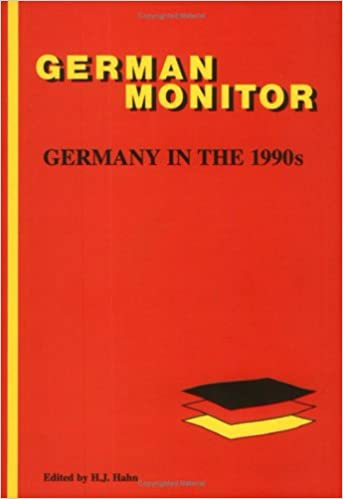 Ebooks zip descarga gratuita Germany In The 1990s.(German Monitor 34) 9051838336 en español PDF DJVU FB2