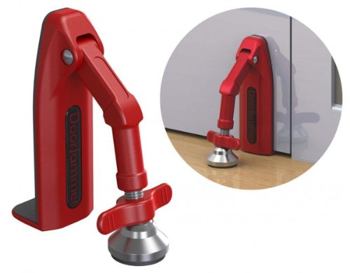 Door Jammer / Portable Door Security Device