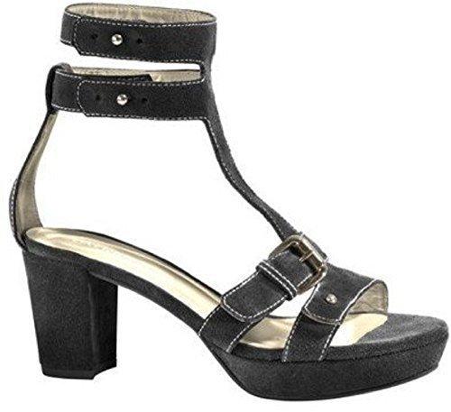 Sandales Pour Braun Sandalette David Femme wqEztfZ