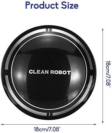 Robots Aspirateurs,Aspirateur Robotique,Aspirateur Robot Poil Animaux,Pour Le Tapis Et Sols Durs Poils D\'Animaux