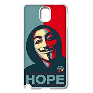 QSWHXN V for Vendetta 2 Phone Case For Samsung Galaxy note 3 N9000 [Pattern-2]