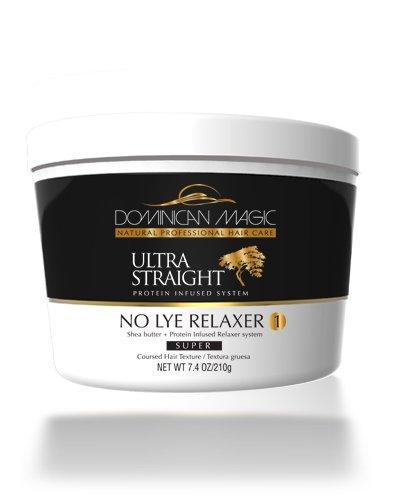 Ultra Straight No Lye Relaxer Super 7.4oz