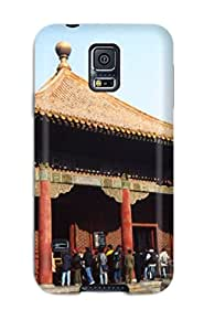 Hot Style LZrIzVY2576LtkfS Protective Case Cover For Galaxys5(beijing City )