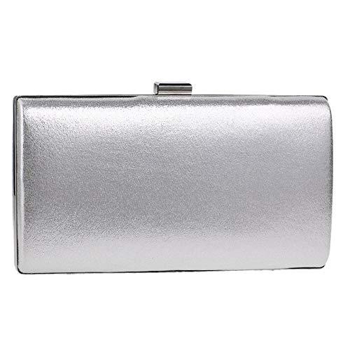 Handtasche Handtasche Argent embrayages mode Zanpa femmes xFEqw7tnP1