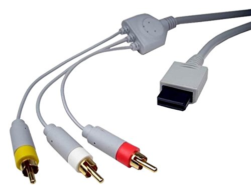 Beastron A/V Cable for Nintendo Wii