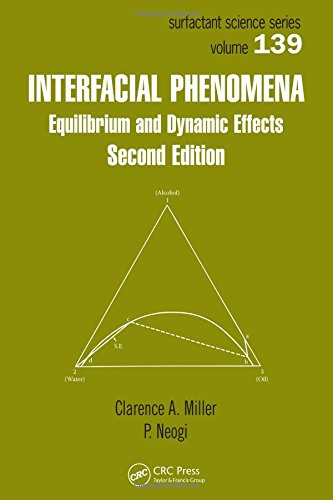 Interfacial Phenomena: Equilibrium and Dynamic Effects, Second Edition (Surfactant Science)