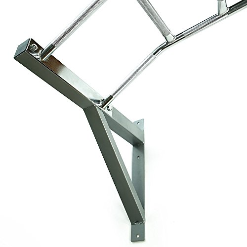 "Fitness Solutions |Multi Grip Pull Up Bar (Multi Grip Pull Up Bar 48"")"