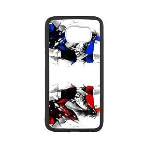 Samsung Galaxy S6 White phone case Pocket Monsters Pikachu Charmander Birthday gift Best Xmas Gift for Boy JFE4387141