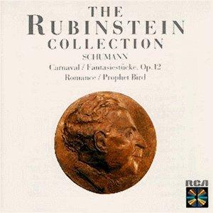 Schumann: Carnaval/Romanze by Artur Rubinstein