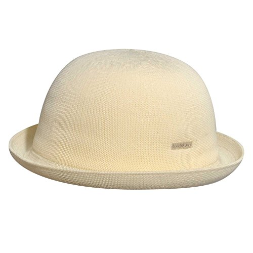 Kangol K0598CO Womens Tropic Bombin Hat, Natural-M