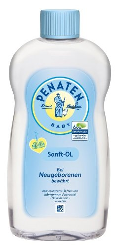(Penaten Baby Soft Oil 200ml 7oz)