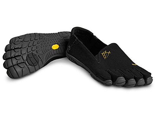 Vibram Fivefingers Women's CVT-Hemp Barefoot Shoes Black ...
