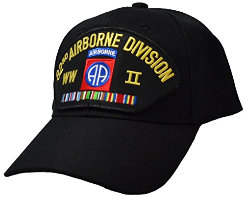 82nd Airborne Division WWII Veteran Cap