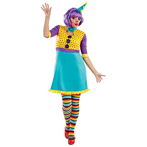 fun shack Women's, Party Clown, Large]()