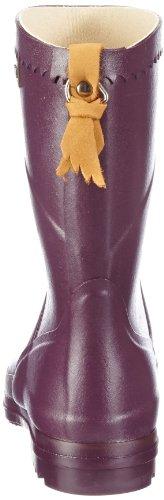 Aigle Damen Bison Gummistiefel Violett (aubergine 6)