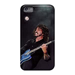Shock Absorption Cell-phone Hard Covers For Iphone 6 (fNu2246nBYa) Support Personal Customs Vivid Foo Fighters Series