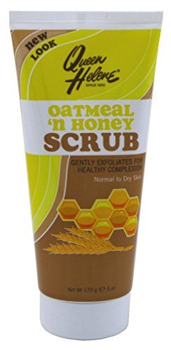- Queen Helene Tube Oatmeal N Honey Scrub 6 Ounce (177ml) (3 Pack)