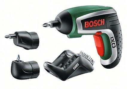 Bosch IXO IV Set - Atornillador con batería de litio: Amazon.es ...