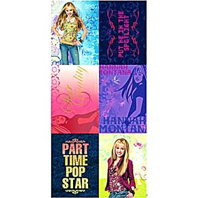 Hannah Montana Stickers Party - Montana Party Favors Hannah Stickers