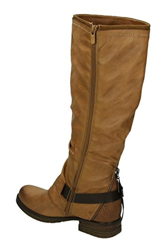 King Shoes Women's Classic Boot Camel 6wFLCBlh