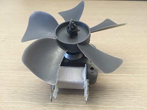 Motor más ventilador microondas (reacondicionado): Amazon.es ...