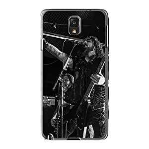 Bumper Cell-phone Hard Covers For Samsung Galaxy Note3 (TIa1931wpwK) Provide Private Custom Attractive Machine Head Band Series