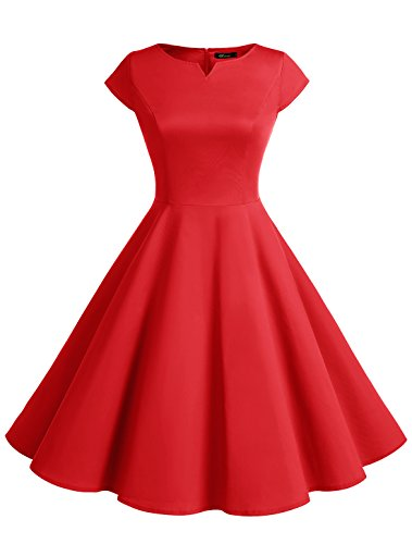 buy 1950s cocktail dress - 5