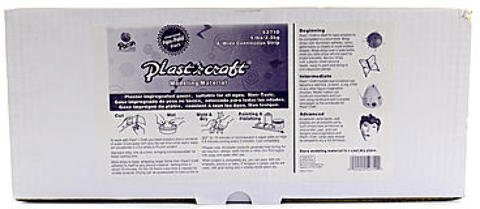 Pacon Plast'r Craft Modeling Material (5 Lb./Assorted Lengths) 1 pcs sku# 1842012MA by Pacon
