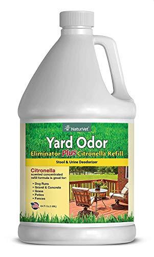 NaturVet  Yard Odor