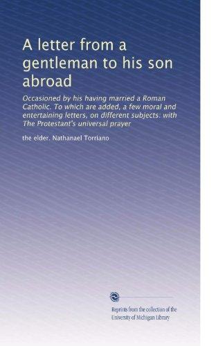 abroad letter catholic roman having son moral universal prayer