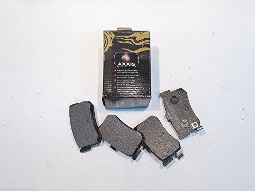 Carquest Axxis Metal Master Brake Pad Set Fits Hyundai Sonata & Acura Legend 088-1313M Axxis Metal