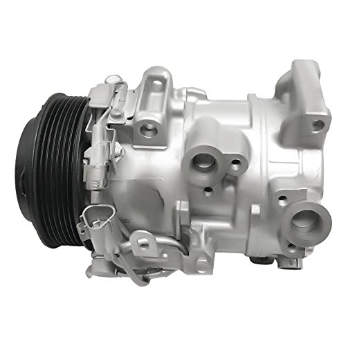 - RYC Remanufactured AC Compressor and A/C Clutch AEG328