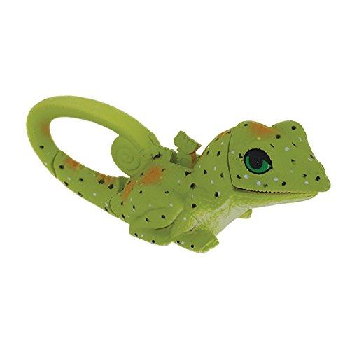 Animals Lizard (Lifelight Animal Carabiner Flashlight - Green Lizard | Cute Animal Keychain Lights)