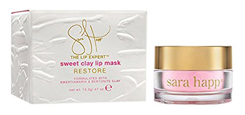 sara happ The Sweet Clay Lip Mask, 0.47 oz.