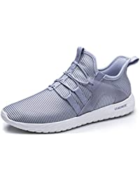 Slip-On Running Shoes Men - Lightweight Casual Sports Cushioning Gym Sneakers