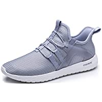 ONEMIX Slip-On Running Shoes Men - Lightweight Casual Sports Cushioning Gym Sneakers