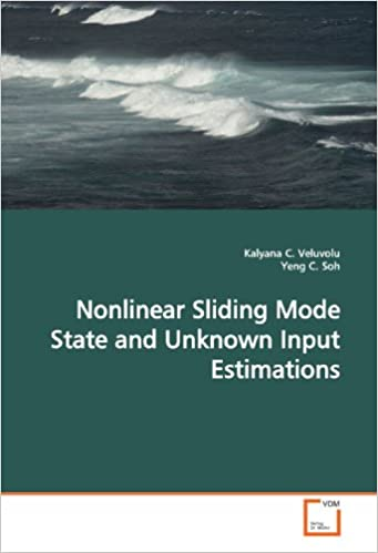 Book Nonlinear Sliding Mode State and Unknown Input Estimations