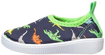 Carter's Baby Floatie Boy's & Girl's Water Shoe, Navy, 7 M Us Toddler 4