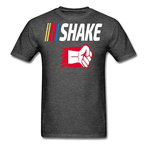 f8b3eee5 LowB Clothing Shake and Bake Couples T-Shirt, Shake Heather Black ...